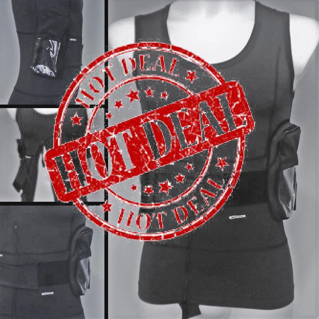 Dutch Design Duodopa Vest Hot Deals