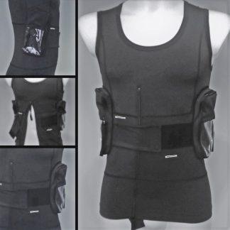 Dutch Design Duodopa Vest for men by TeCuro Ltd